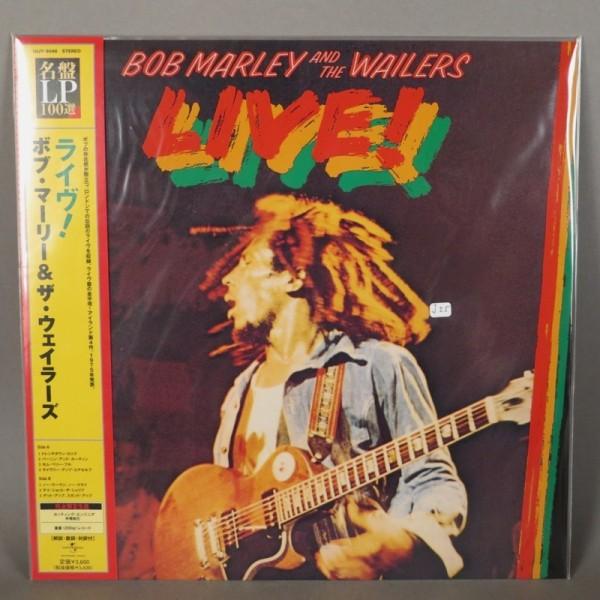 Bob Marley - Live. OVP...