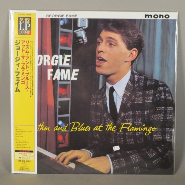 Georgie Fame - Rhythm and...