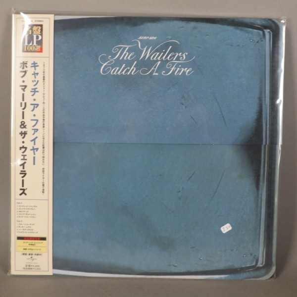 The Wailers - Catch a Fire....