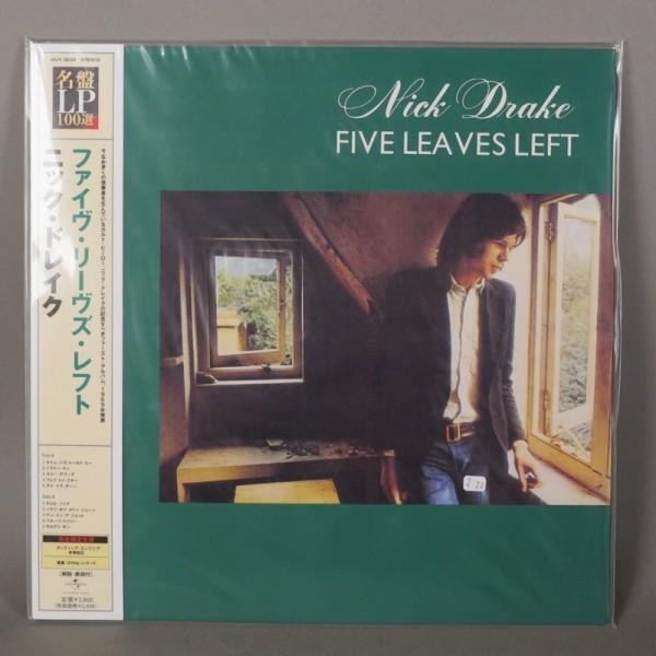 Nick Drake - Five Leaves...