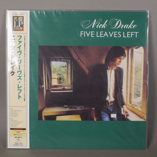 Nick Drake - Five Leaves...