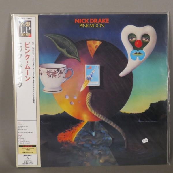 Nick Drake - Pink Moon. OVP...