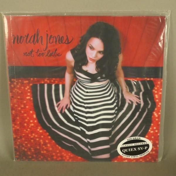 Norah Jones - Not too late....