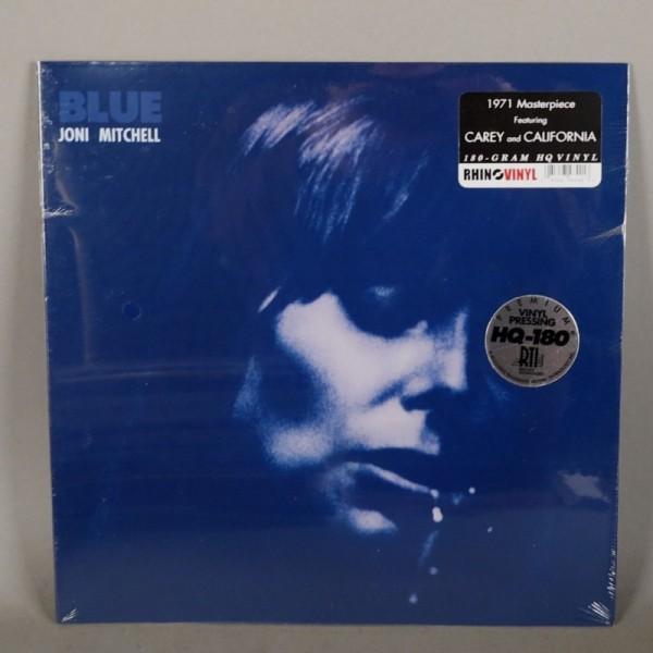 Jon Mitchell - Blue. OVP...