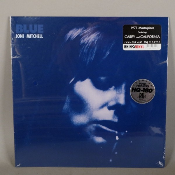 Jon Mitchell - Blue. Still...