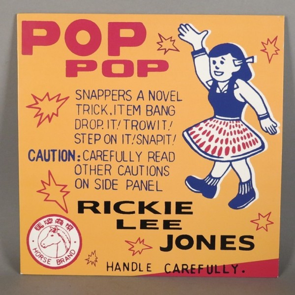 Rickie Lee Jones - Pop Pop....