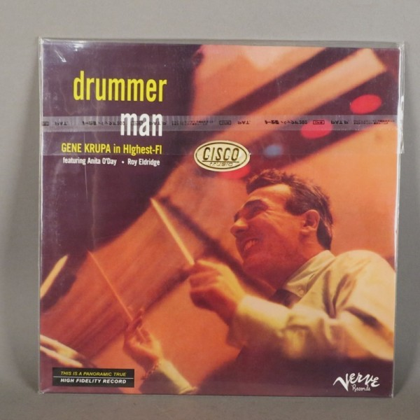 Gene Krupa - Drummer Man....