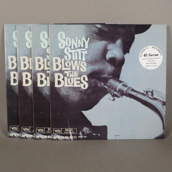 Sonny Stitt - Blows the...