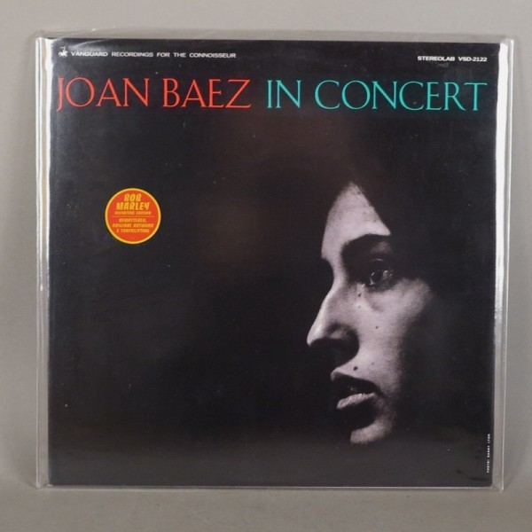 Joan Baez - In Concert....