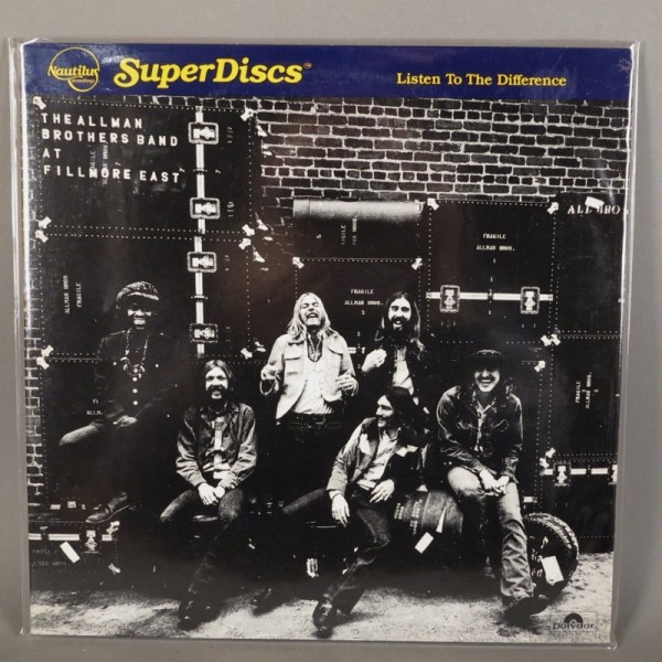 The Allman Brothers - At...