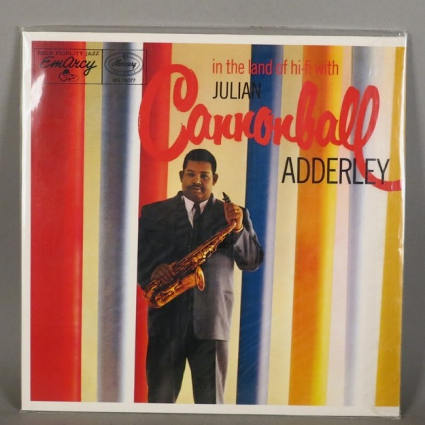 Cannonball Adderley - In...
