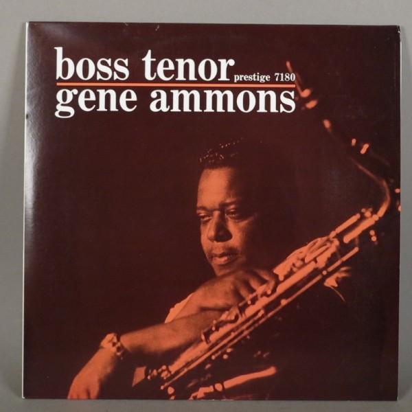 Gene Ammons - Boss Tenor....