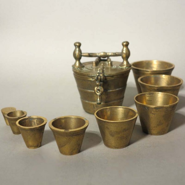 ANTIQUE 19TH CENTURY SET OF...