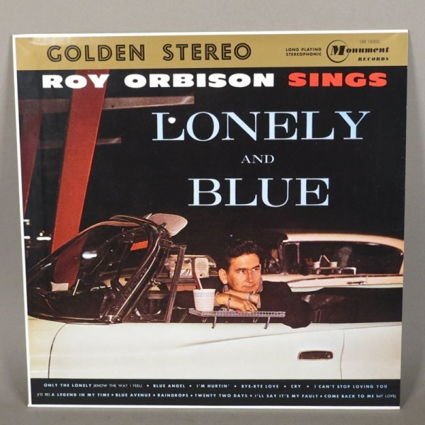 Roy Orbinson - Lonley and...