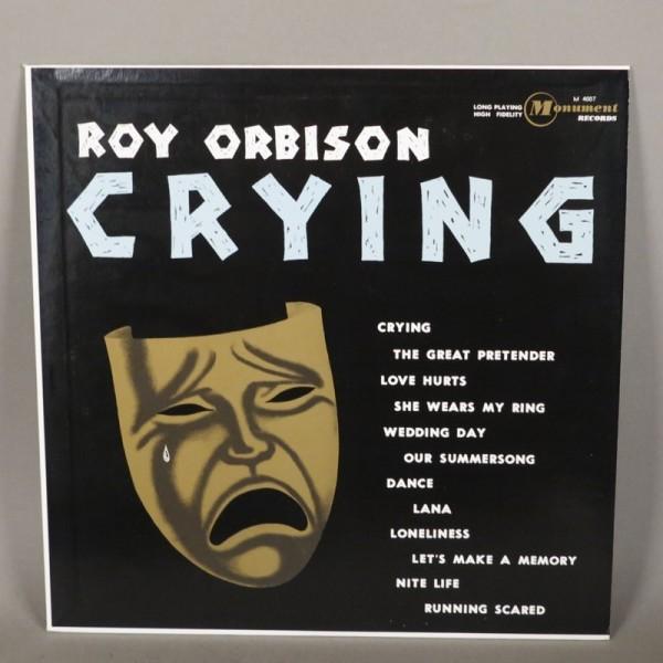 Roy Orbinson - Crying....