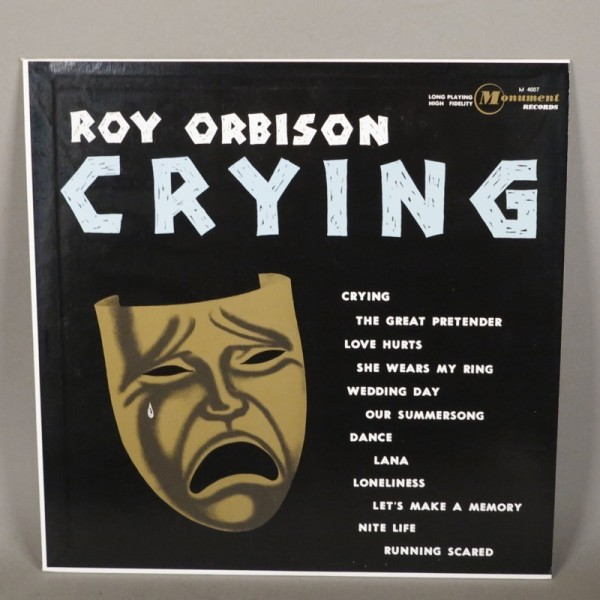 Roy Orbinson - Crying....