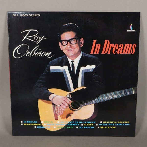 Roy Orbinson - In Dreams....