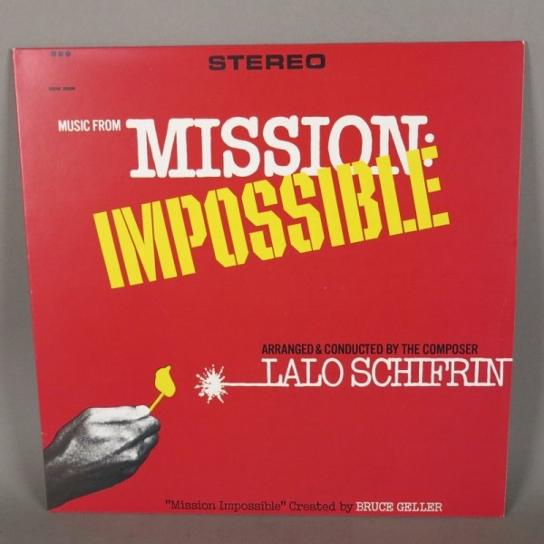 Mission Impossible - Lalo...