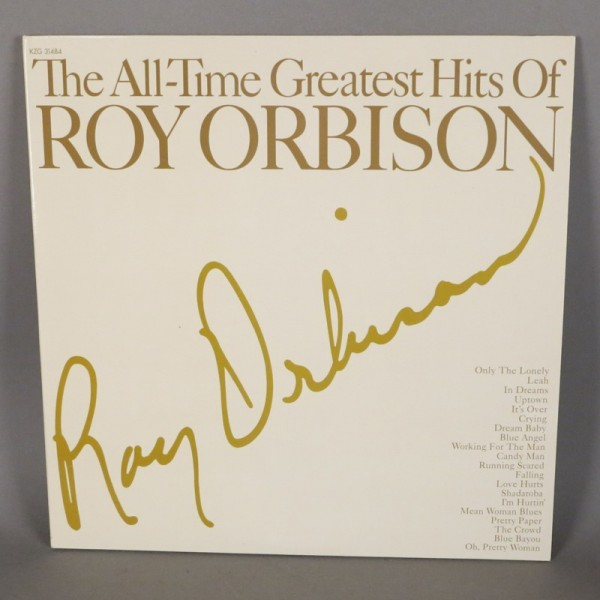 Roy Orbinson - Greatest...