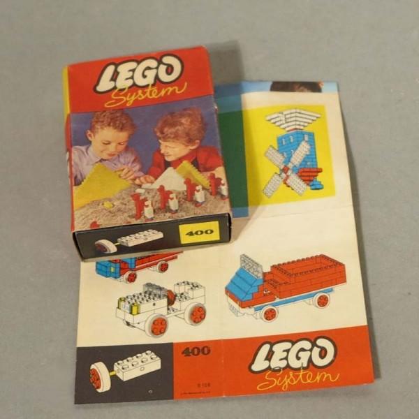 Selten. Lego System in...
