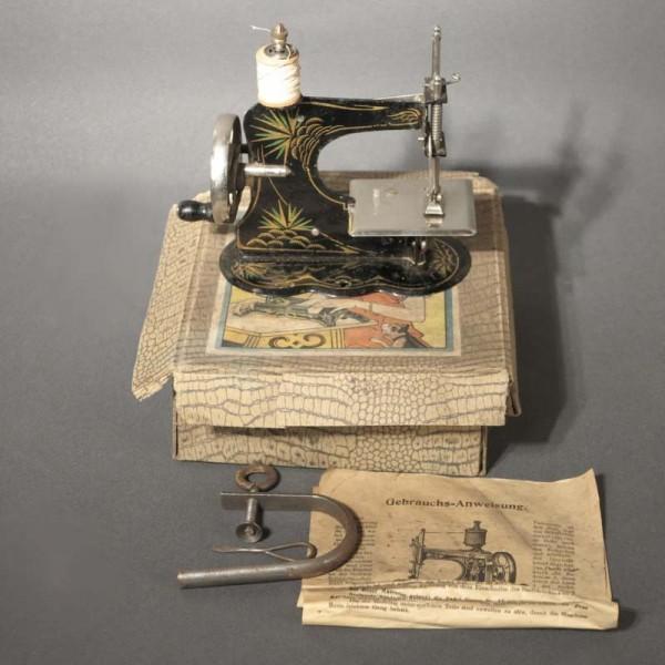 Máquina de coser para niños...