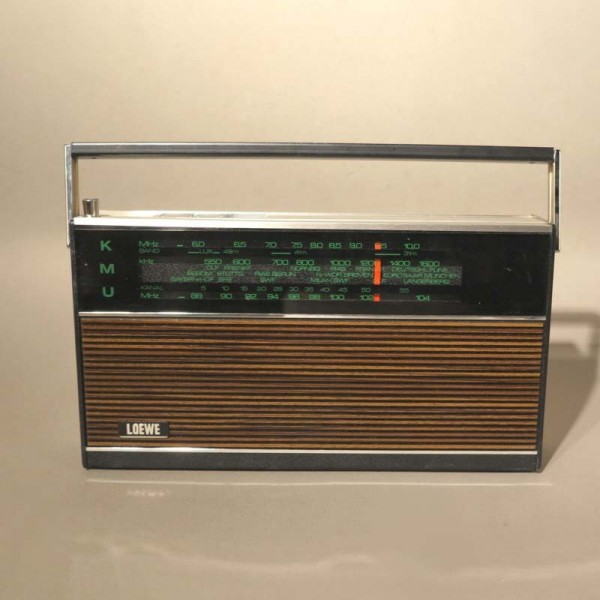 Radio transistor Loewe T91....