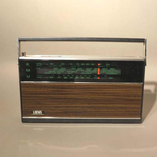 Vintage Transistorradio...
