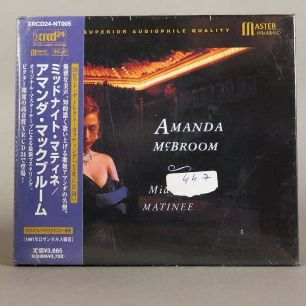 Amanda McBroom - Midnight...