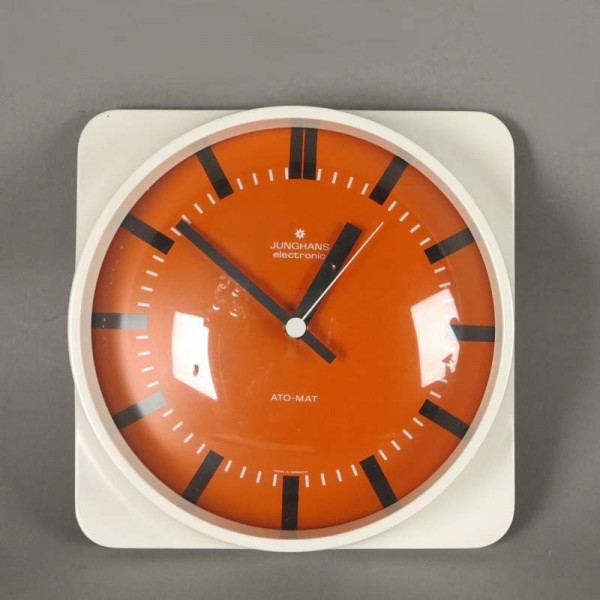 Junghans wall clock with...