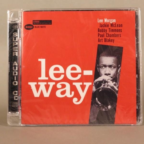 Lee Morgan - Leeway. SACD....