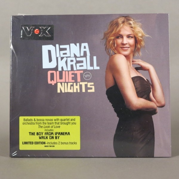 Diana Krall - Quiet Nights....