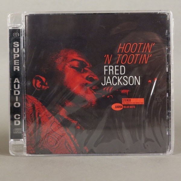 Fred Jackson - Hootin´n...
