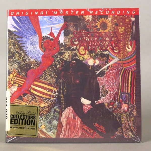 Santana - Abraxas. CD 24ct...