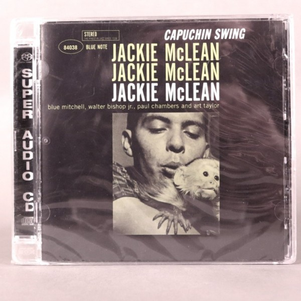 Jackie McLean - Capuchini...