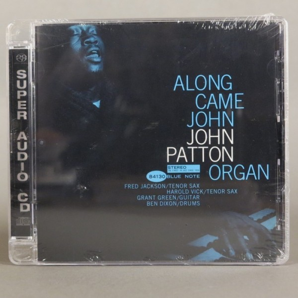 John Patton - Along came...