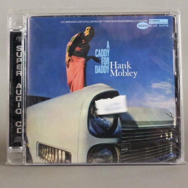 Hank Mobley – A Caddy For...