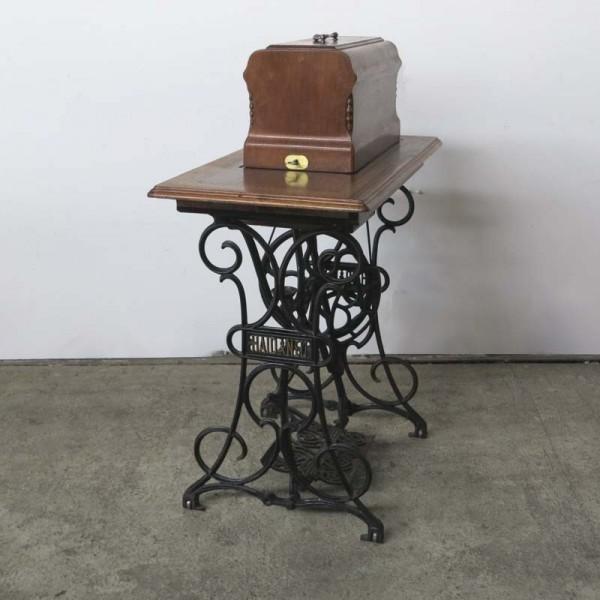 Art Nouveau Sewing Machine...