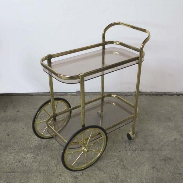 Vintage Servierwagen mit...