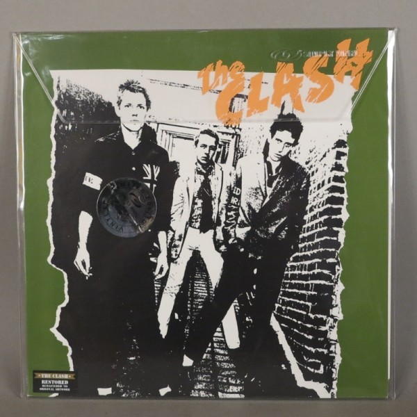 The Clash - The Clash....