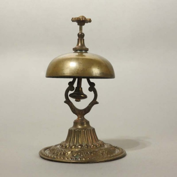 Wilhelminian table bell /...