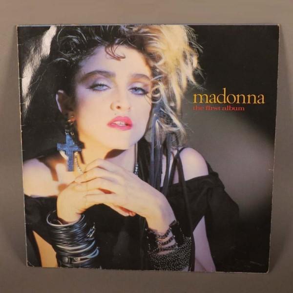 Madonna - First Album....