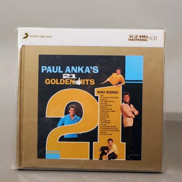Paul Anka – Paul Anka's 21...