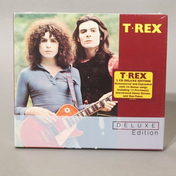 T. Rex – T. Rex. CD DeLuxe...