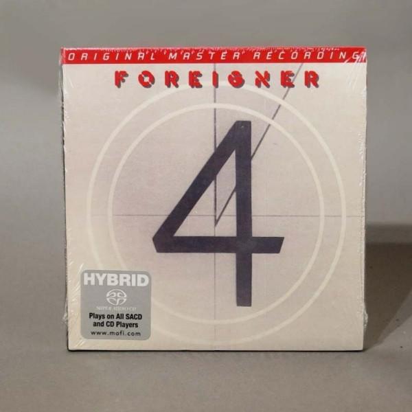Foreigner – 4. OMR. Hybrid...