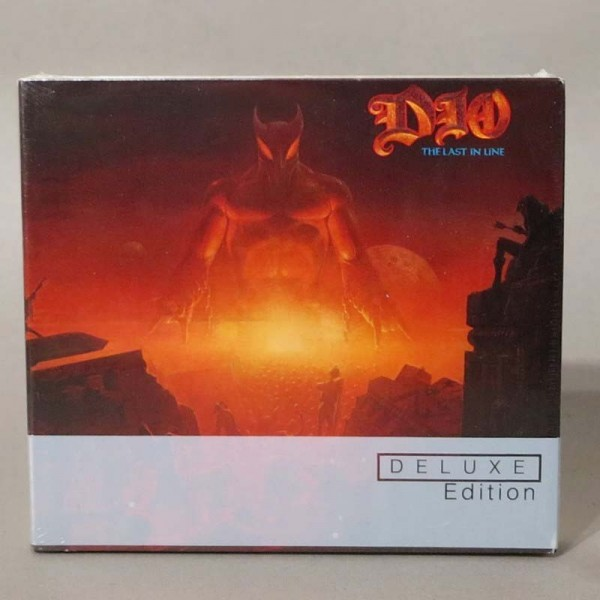 Dio (2) ‎– The Last In...
