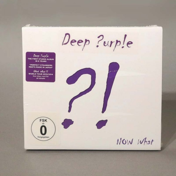 Deep Purple ‎– Now What?!....