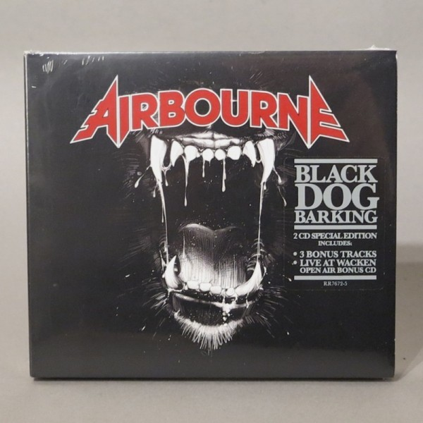 Airbourne – Black Dog...