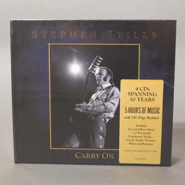 Stephen Stills ‎– Carry On....