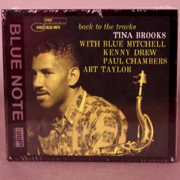 Tina Brooks ‎– Back To The...