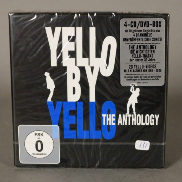 Yello By Yello ‎– The...